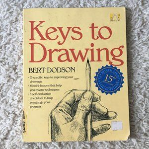 Keys to Drawing Textbook